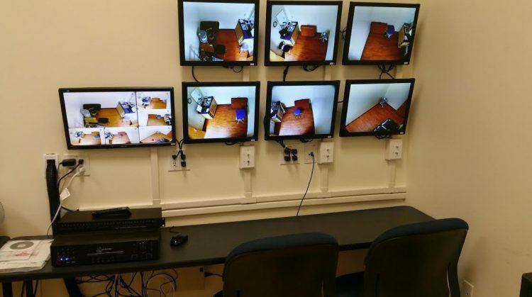راه اندازی سیستمهای نظارتی