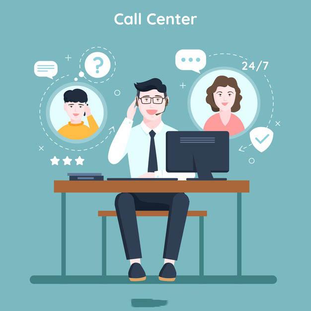 مرکز تماس سانترال
